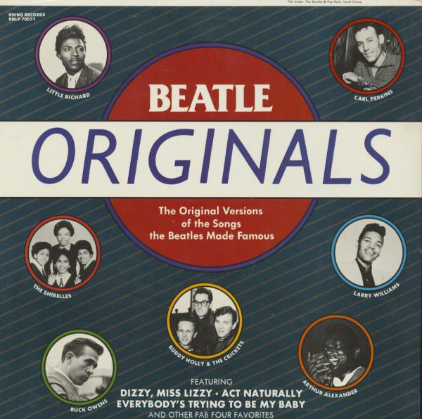 Beatle Originals (LP)