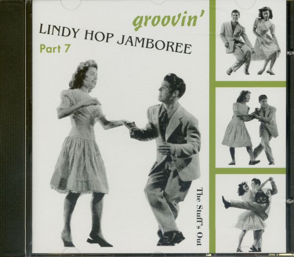 Lindy Hop Jamboree Vol.7 - Groovin' - The Stuff's Out (CD)
