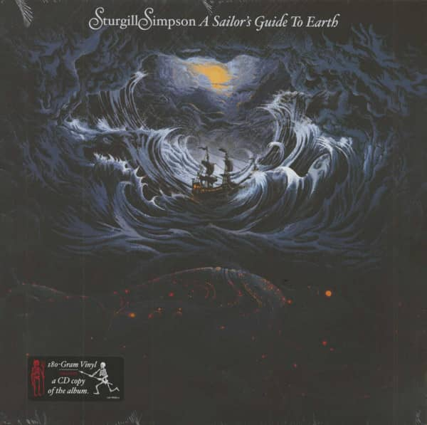 A Sailor's Guide To Earth (LP, 180g Vinyl)