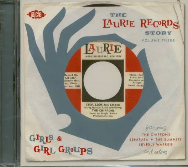 Laurie Records Story - Girl Groups Vol.3 (CD)