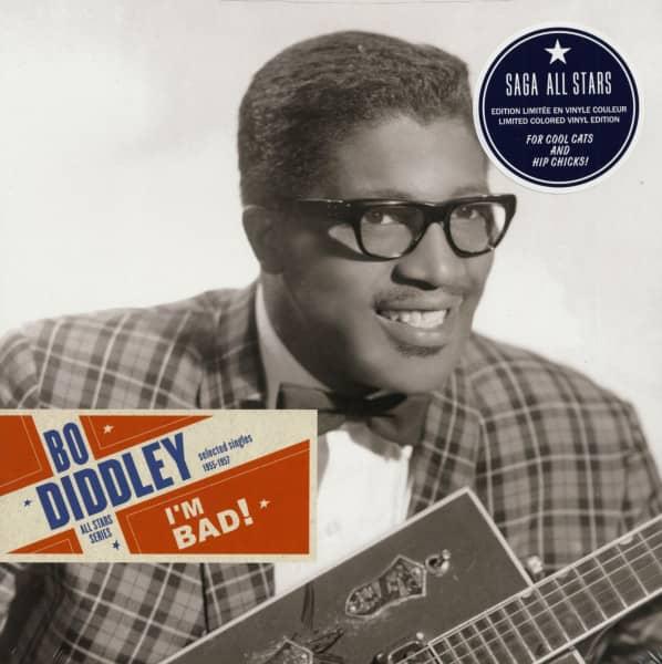 I'm Bad - Selected Singles 1955-1957 (LP)