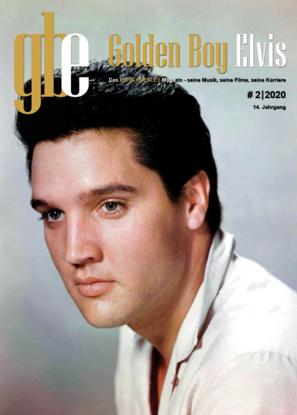 Golden Boy Elvis - Fachmagazin 2-2020
