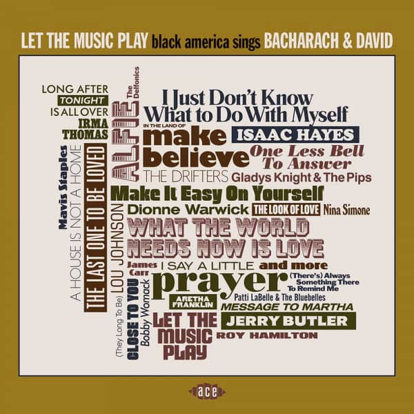 Let The Music Play - Black America Sings Bacharach & David