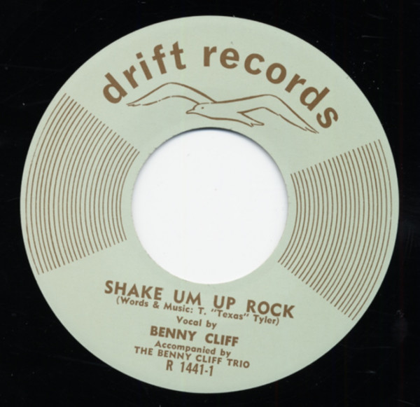 Shake Em Up Rock - The Breaking Point (7inch, 45rpm)