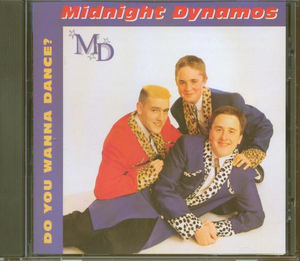 Do You Wanna Dance? (CD)