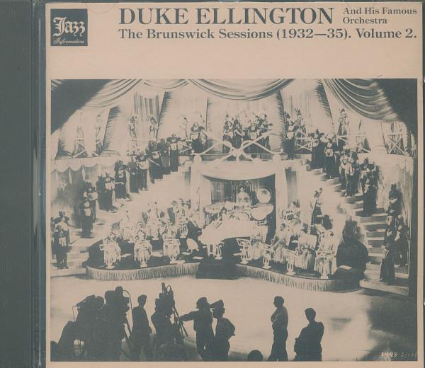 Vol.2, Brunswick Session (CD)