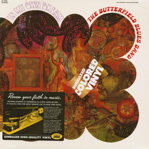 In My Own Dream (LP Colored Vinyl)
