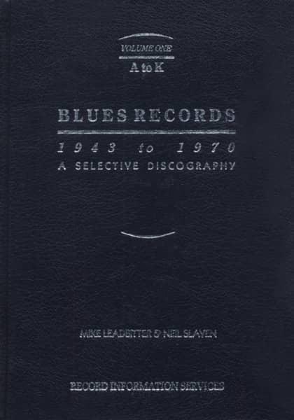 A-k, Blues Records - Mike Ledbitter, Neil Slaven, Paul Pelletier