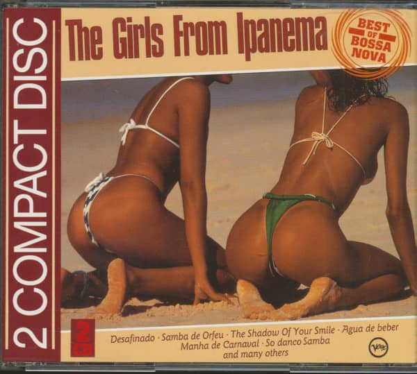 The Girls From Ipanema - Best Of Bossa Nova (2-CD)