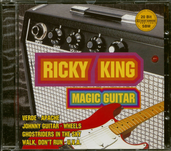 Magic Guitar (CD)