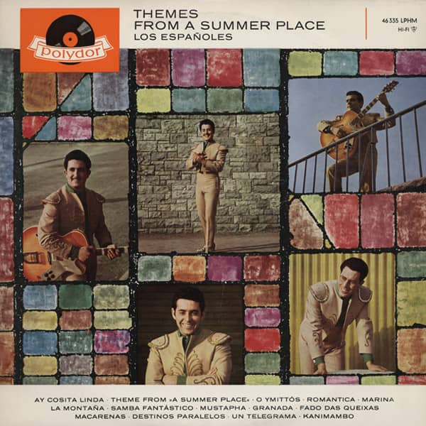 Themes From A Summer Place