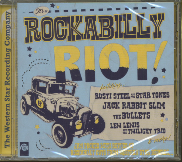 It's A Rockabilly Riot, Vol.1 (CD)