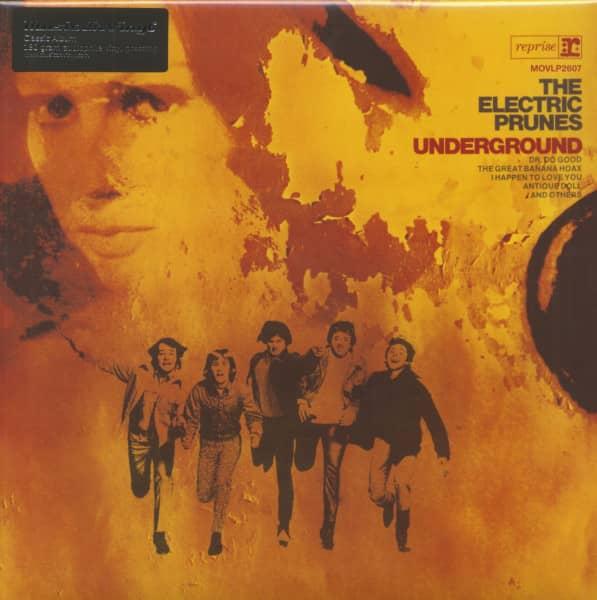 Underground (LP, 180g Vinyl, Mono)