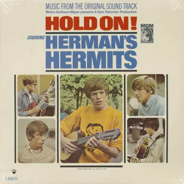 Hold On - MGM Soundtrack (LP)