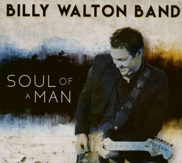 Soul Of A Man (CD)