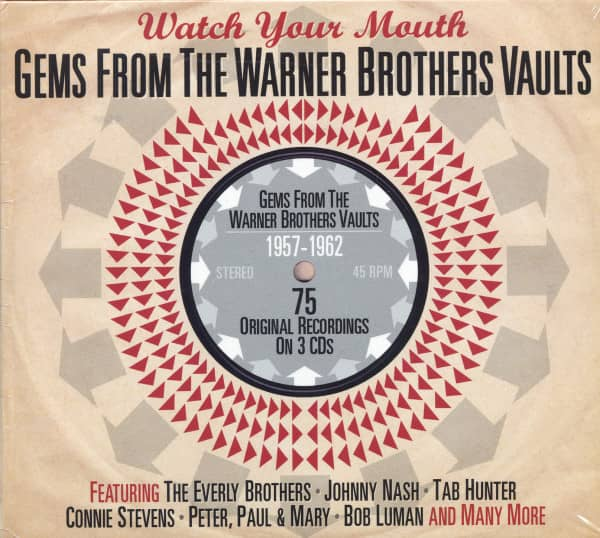 Watch Your Mouth - Gems From The Warner Brothers Vault (3-CD)