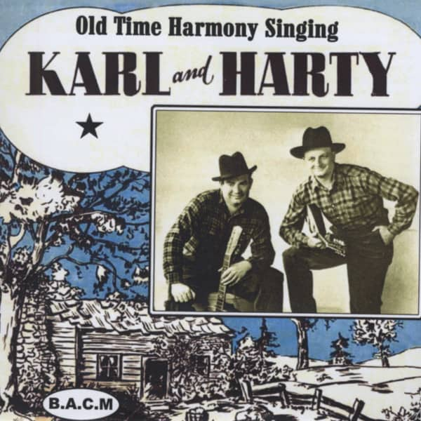Old Time Harmony Singing
