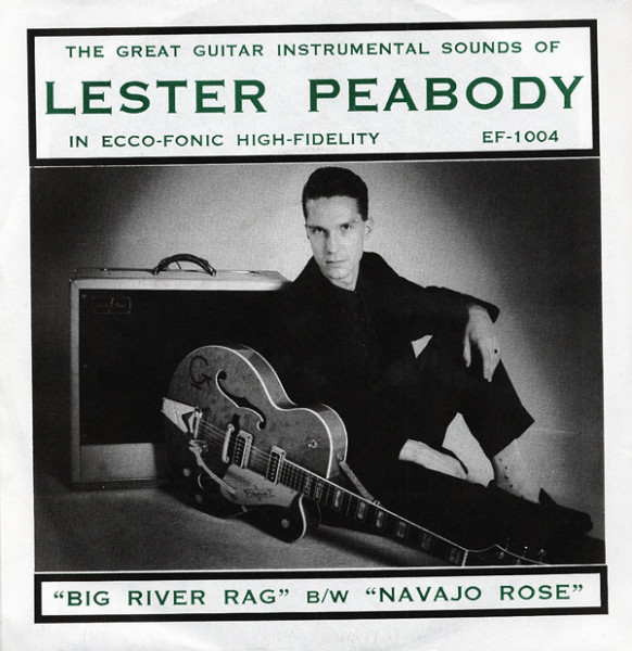 Big River Rag - Navajo Rose (7inch, 45rpm, PS)