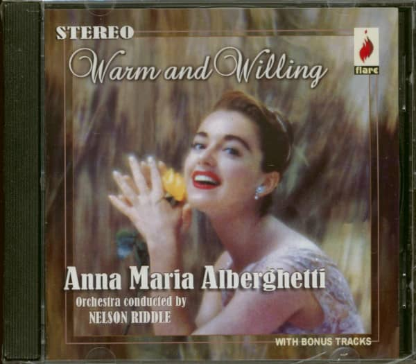 Warm And Willing (CD)