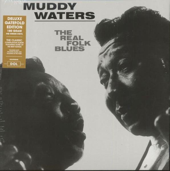 The Real Folk Blues (LP, 180g Vinyl)