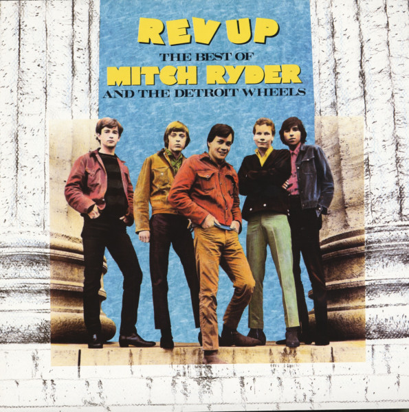 Rev Up - The Best Of Mitch Ryder And The Detroit Wheels (LP)
