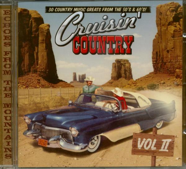 Cruisin' Country Vol.2 ( Maple Tone Series)