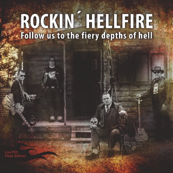 Follow Us to the Fiery Depths of Hell (LP)
