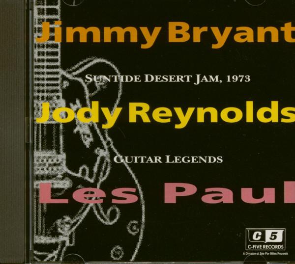 Guitar Legends - Suntide Desert Jam 1973