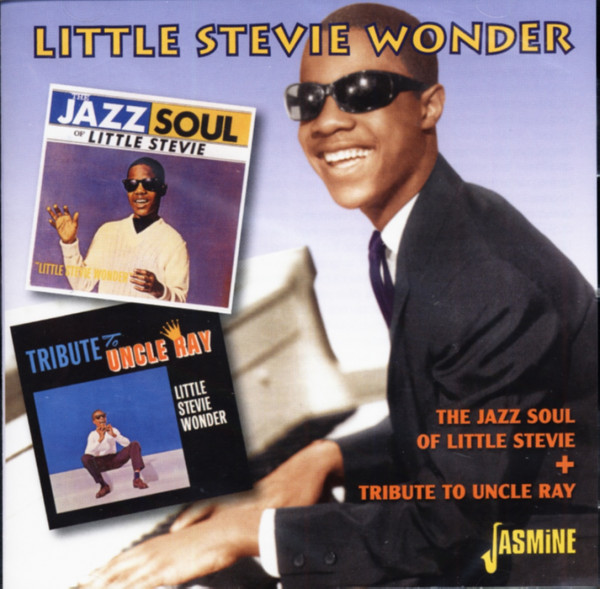 The Jazz Soul Of Little Stevie Wonder & Tribute To Uncle Ray