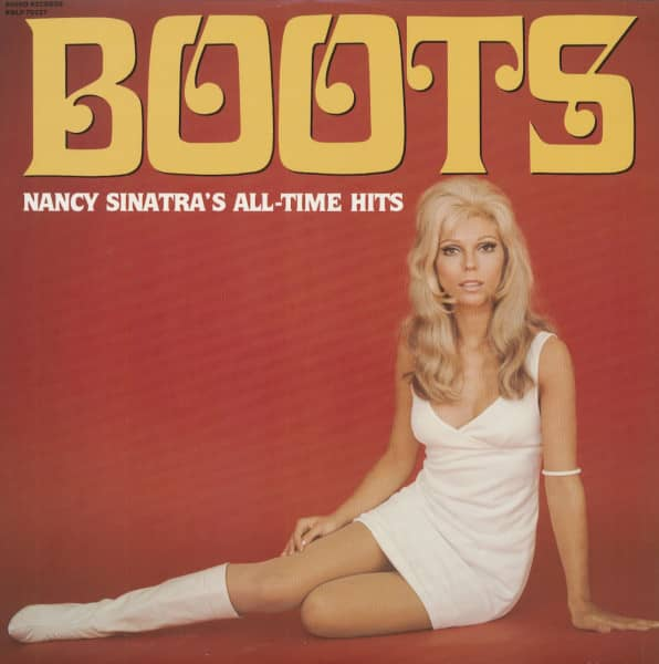 Boots - Nancy Sinatra's All-Time Hits (LP)