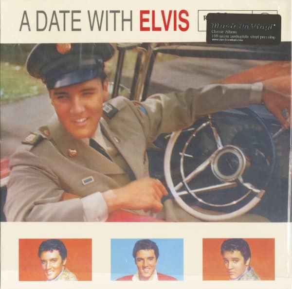 A Date With Elvis (EU, 180g Vinyl)