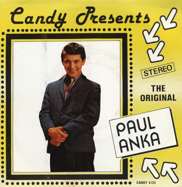 Candy Presents...7rpm, EP, PS