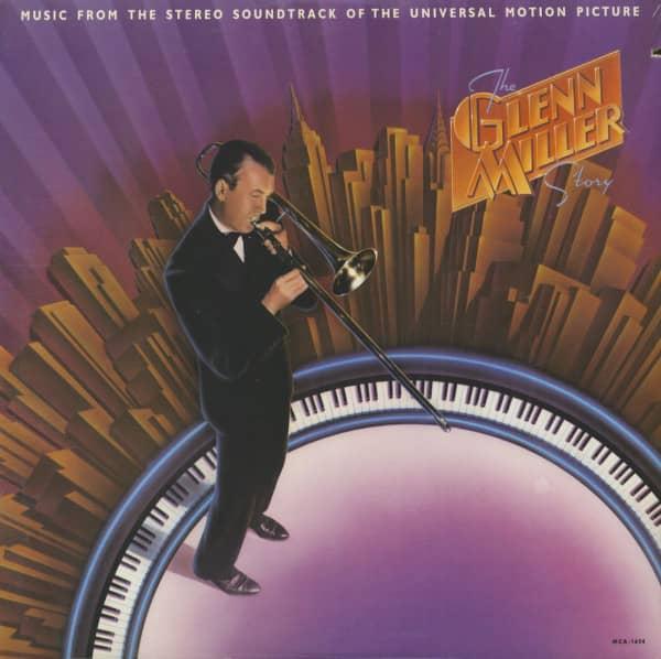 The Glenn Miller Story - Soundtrack (LP)