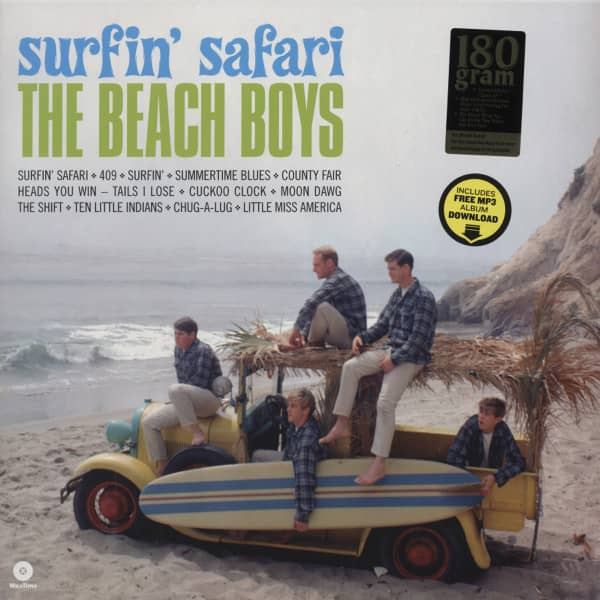 Surfin' Safari (1962)...plus (incl. album download)