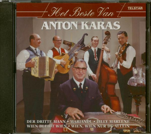 Het Beste Van Anton Karas (CD)