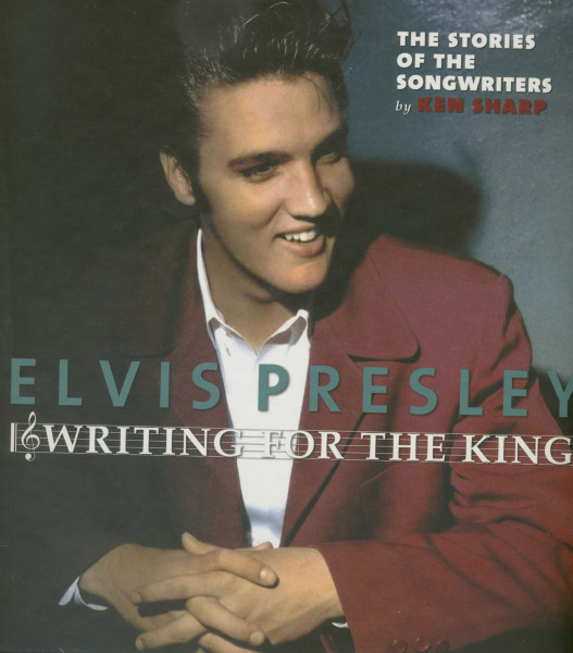 Writing For The King (Book & 2-CD)