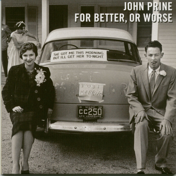 For Better, Or Worse (CD)