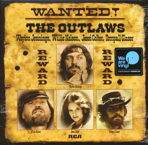 Wanted! The Outlaws (LP & Download)