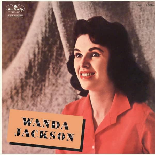 Wanda Jackson (LP, 10inch, Ltd.)