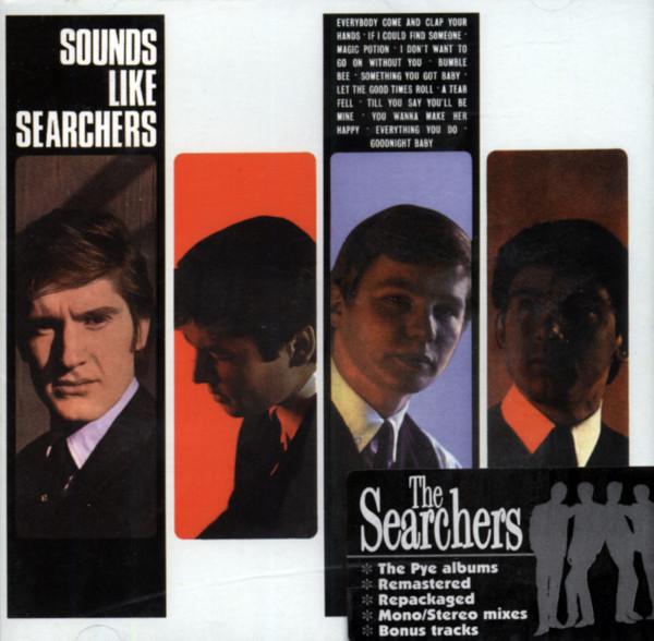 Sounds Like Searchers...plus (Mono & Stereo)