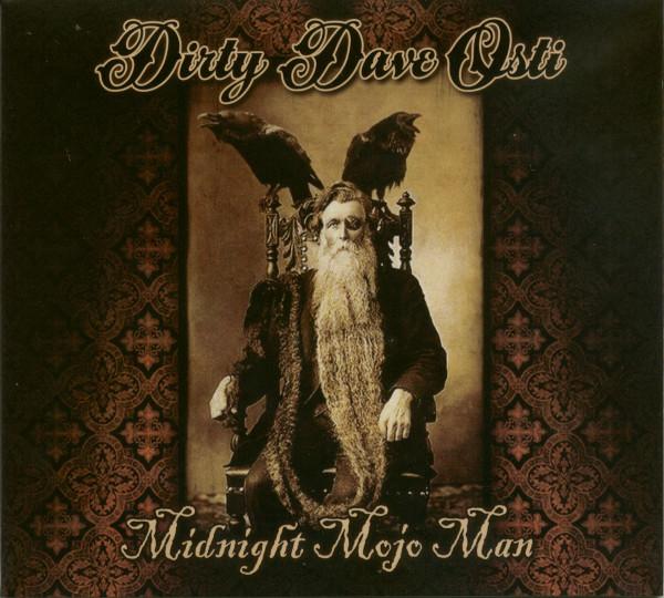 Midnight Mojo Man (CD)