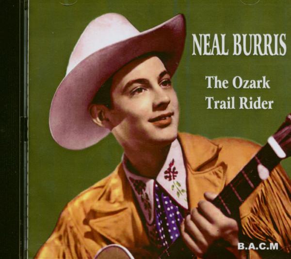 The Ozark Trail Raider (CD)