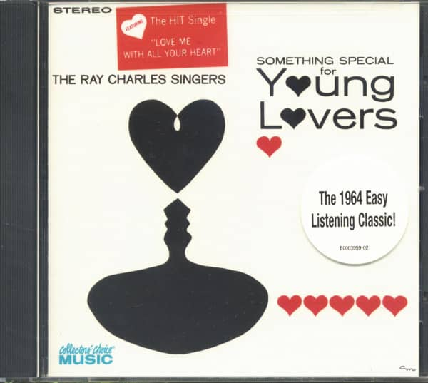 Something Special For Young Lovers (CD)