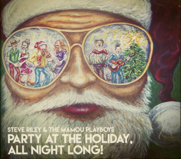 Party At The Holiday, All Night Long! (CD)