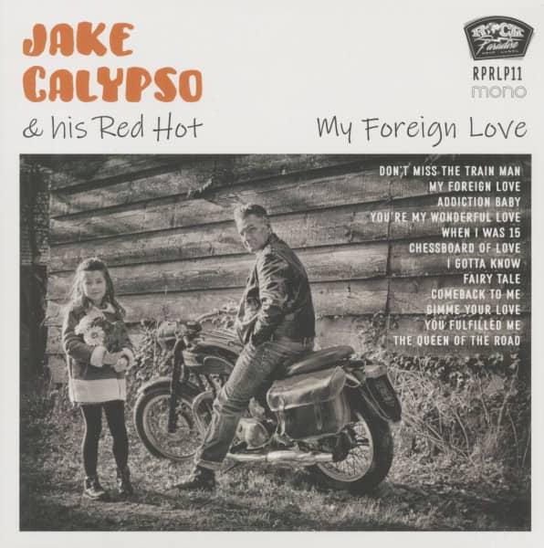 My Foreign Love (LP, White Vinyl)