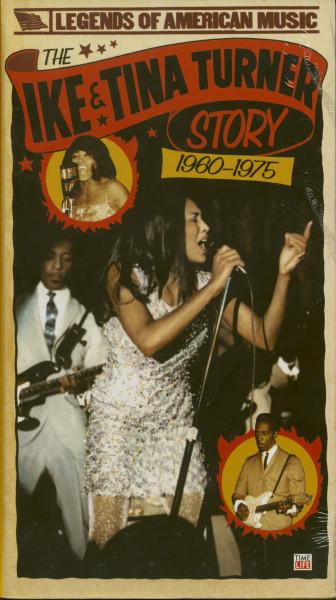 The Ike & Tina Turner Story 1960-75 (3-CD)