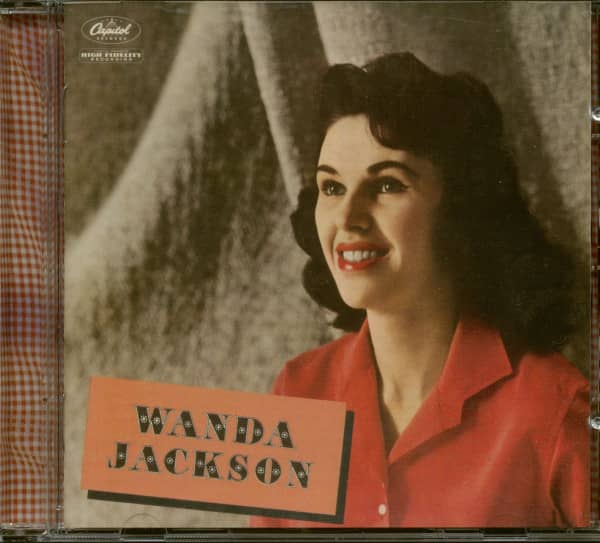 Wanda Jackson...plus (CD)