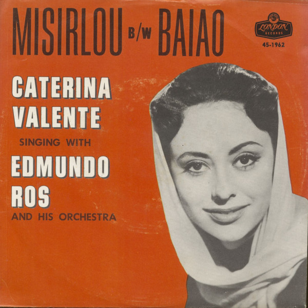Misirlou - Baiao (7inch, 45rpm, PS)
