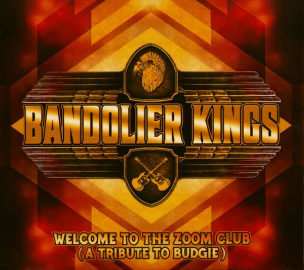 Welcome To The Zoom Club - A Tribute To Budgie (CD)