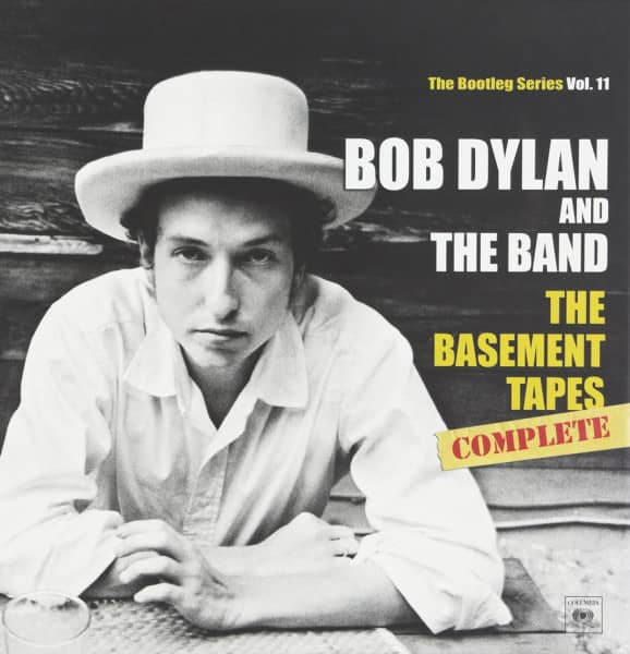 The Basement Tapes Complete: The Bootleg Series Vol. 11 (6-CD-Set, Limited Deluxe Edition)
